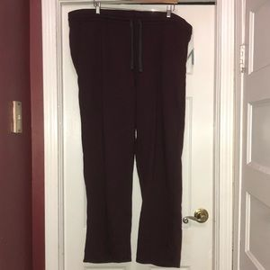 💙2for$36💙 Old Navy Burgundy Sweat Pants